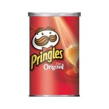 Pringles 18495 1.4 oz Original Potato Chips - pack of 12