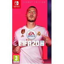 FIFA 20 - Legacy Edition - Nintendo Switch - Used