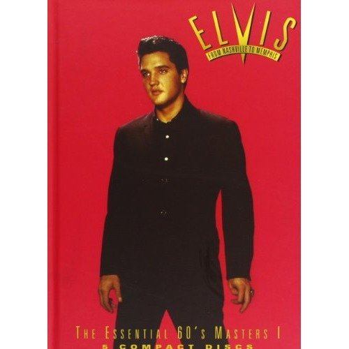 Elvis Presley - from Nashville to Memphis - Essential 60s Masters [CD]