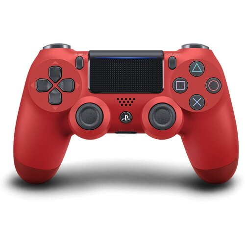 Sony DualShock 4 Controller   Official PlayStation PS4 Controller - Magma Red