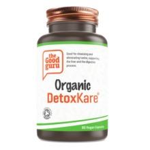 Organic DetoxKare Supplement, No Added Sugar, Gluten-free, NON-GMO