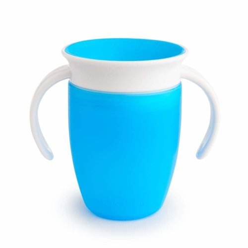 Munchkin Miracle Blue 360° Trainer Cup - 7oz/207ml