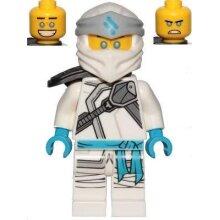 LEGO Ninjago Zane Secrets of the Forbidden Spinjitzu Minifigure from 892065 (Bagged)