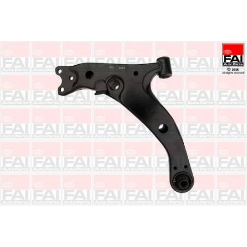 Front Left FAI Wishbone Suspension Control Arm SS875 for Toyota Corolla 2.0 Litre Diesel (07/95-07/97)