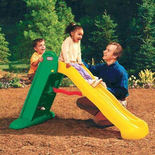 Little Tikes Easy Store Large Slide - Sunshine