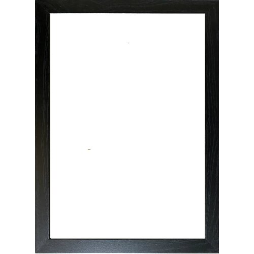 (A5 (21x14.8)cm) Thin Black Photo Frames Picture Frame Poster Frame