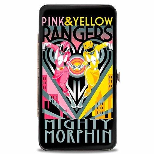 Hinge Wallet - Power Rangers - V.2 Toys New Licensed hw-prm
