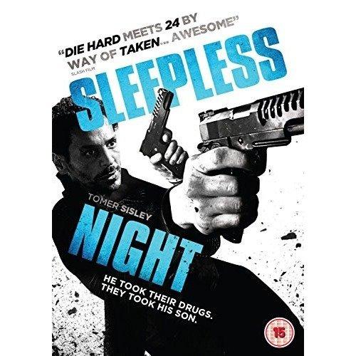 Sleepless Night (Aka Nuit Blanche) DVD [2015]