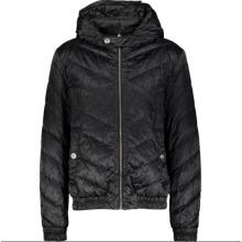 Versace Versus Jacquard Medusa Lion Black Silver Reversible UK Large EU 52 bomber jacket coat