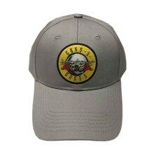 Guns N Roses Baseball Cap Classic Pistols Band Logo new Official Strapback