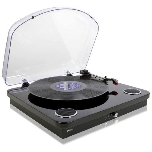 Denver VPL-200 Vinyl Record Player Turntable