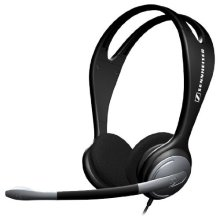 Sennheiser PC 131 Binaural Headset with Volume Control and Microphone Mute