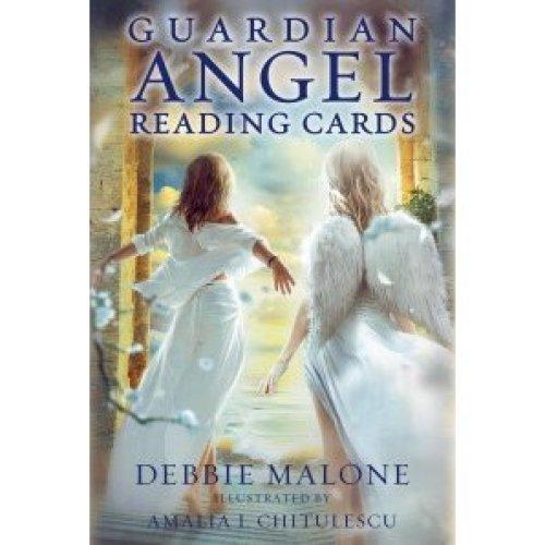Guardian Angel Reading Cards - Debbie Malone, Amalia Chitulescu