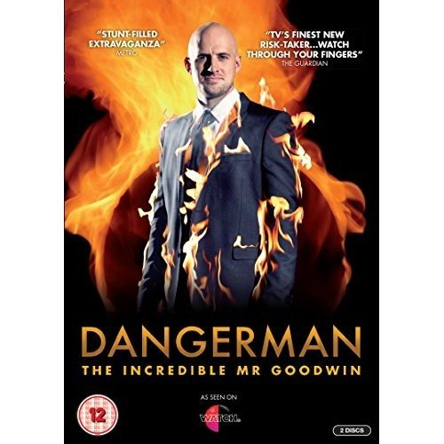 Dangerman: the Incredible Mr. Goodwin [dvd]