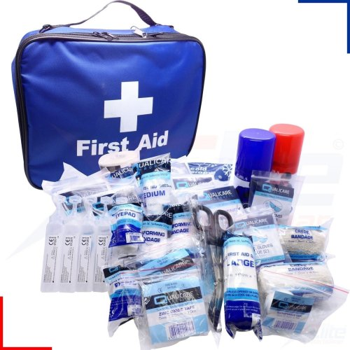 FA Football Touchline ELITE Physio Sports First Aid Kit Fully Kitted