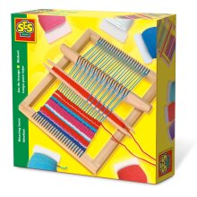 Ses Creative Children's Weaving Loom Kit Unisex 6 Year To 12 Years Multi-Co 00876
