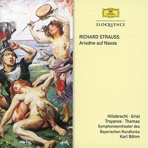 Bohm Karl - Strauss: Ariadne Auf Naxos [CD]
