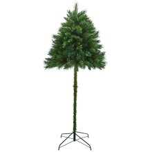Artificial 6ft Half Christmas Tree