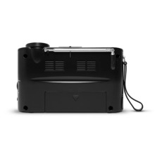Roberts R9993 FM Portable Radio - Black