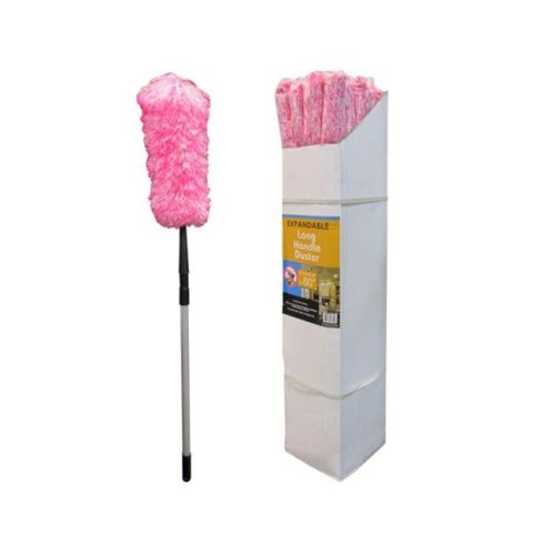 Bulk Buys OC586-24 Expandable Long Handle Duster