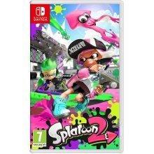 Splatoon 2 Nintendo Switch Game - Used