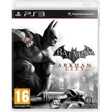 Batman: Arkham City (PS3) - Used
