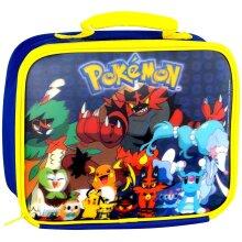 Lunch Bag - Pokemon - Lenticular