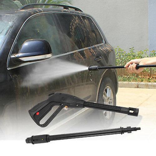 High Pressure Washer Spray GunWashing Hose Kit For Car Jet Lance Was