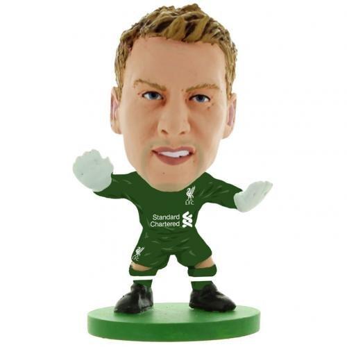 Liverpool F.C. SoccerStarz Figure Simon Mignolet