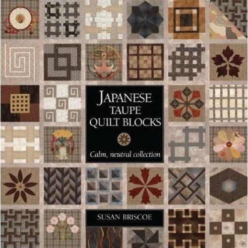 Japanese Taupe Quilt Blocks