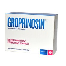 Groprinosin 50 Tabs Immunity Boost Antiviral SAME DAY DISPATCH UK