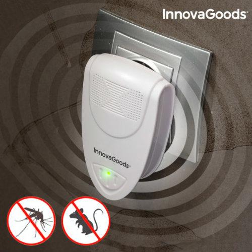 InnovaGoods Mini Ultrasonic Pest Repeller