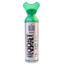 Boost Oxygen - Natural | 9L Portable Oxygen Canister