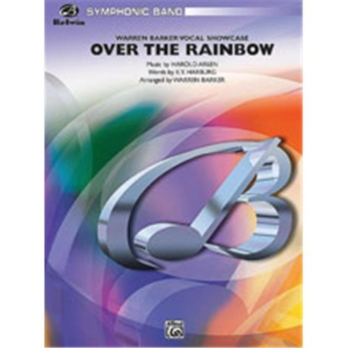 Alfred 00-CB9902 OVER THE RAINBOW-CB