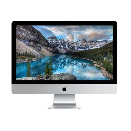 "Apple iMac 3.2GHz 27"" 5120 x 2880pixels Silver All-in-One PC - Refurbished"