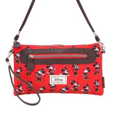 Minnie Mouse Cheerful Vintage Red Shoulder Bag