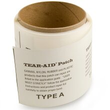 Tear-Aid Type A 75mm x Various Lengths + Alcohol Wipes