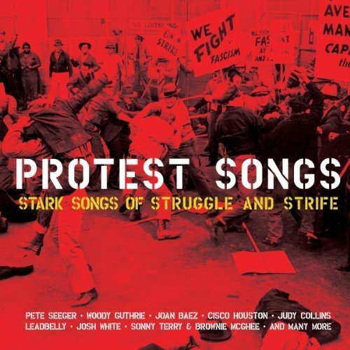 Protest Songs [CD]