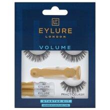 Eylure Volume Handmade False Eyelashes - 101 Starter Kit - Lash Glue is Included