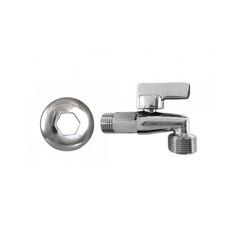 Tap heavy brass washers, 1/2 x ¾