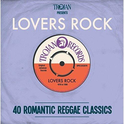 Trojan Presents: Lovers Rock [CD]