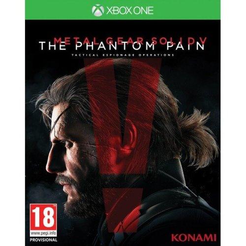 Metal Gear Solid V: The Phantom Pain - Used