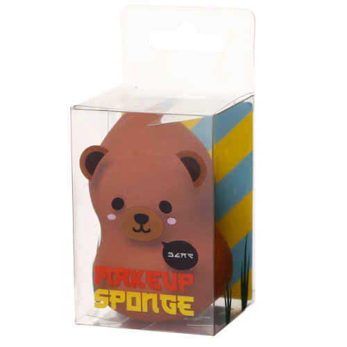 Cutiemals Makeup Applicator Sponge - Bear