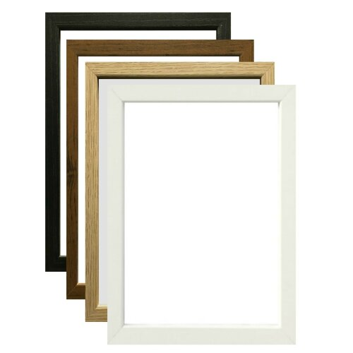 (A5 (21x14.8)cm, Black ) Photo Frames Poster Frames Picture Fame Many Sizes