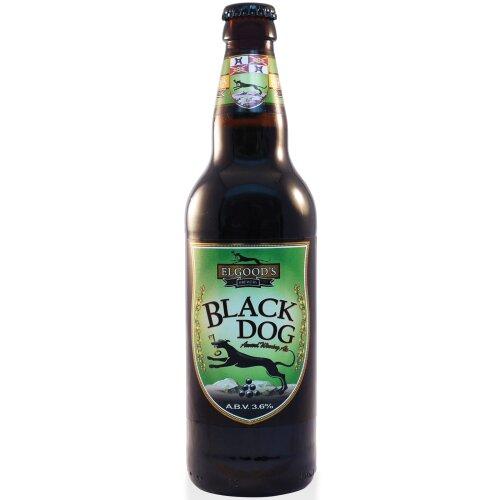 Elgoods Black Dog Ale 3.6% - 8x500ml