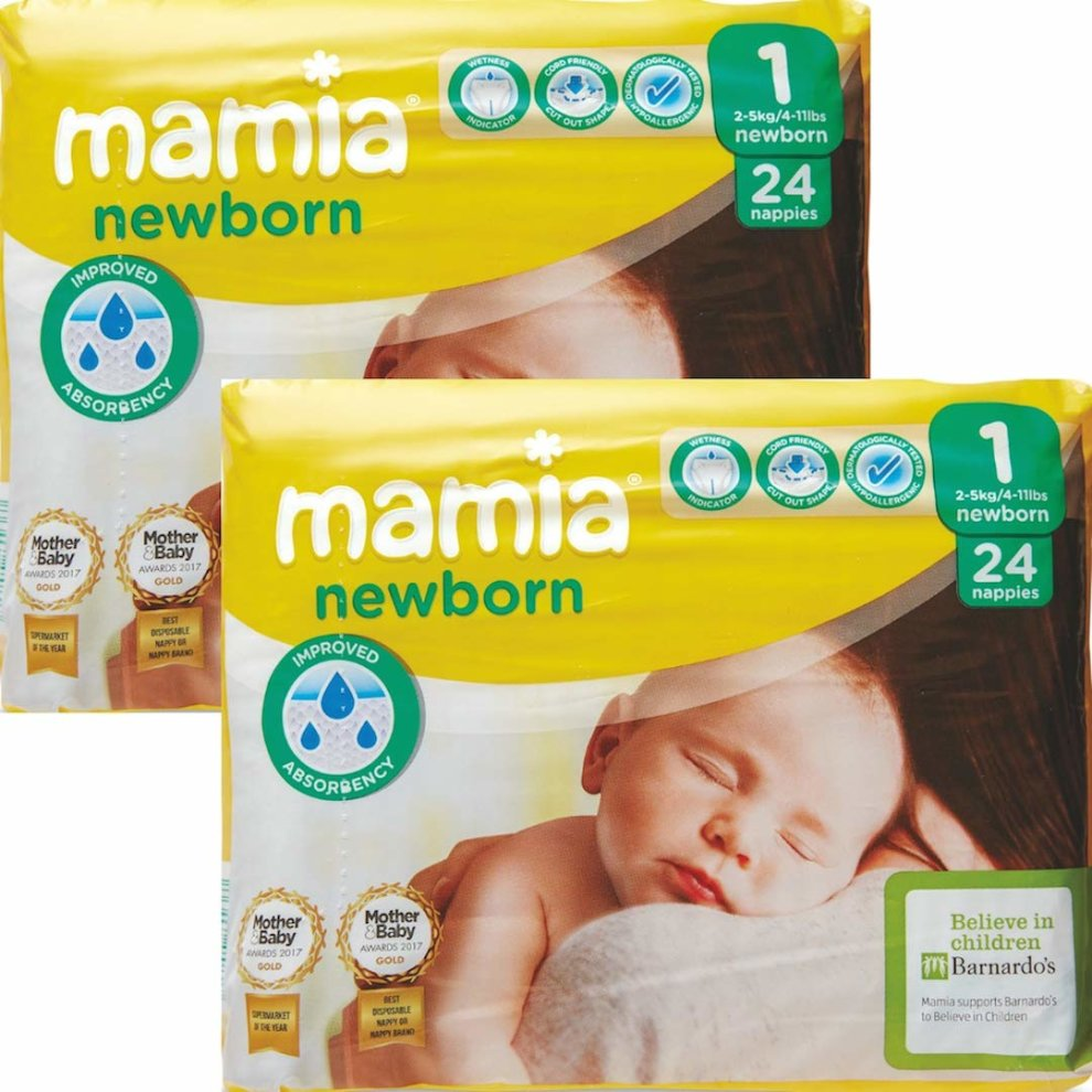 Libero Touch Premature Baby Nappies Pack of 24
