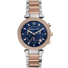 Michael Kors Parker Two-Tone Ladies Watch MK6141