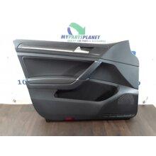 Golf Mk7 #5 5 Door 12-20 Door Card Inner Trim Panel (front Passenger) 5g4867011 - Used