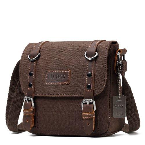 TRP0428   A great range of canvas bags and luggage. User-friendly, comfortable and durable Troop London