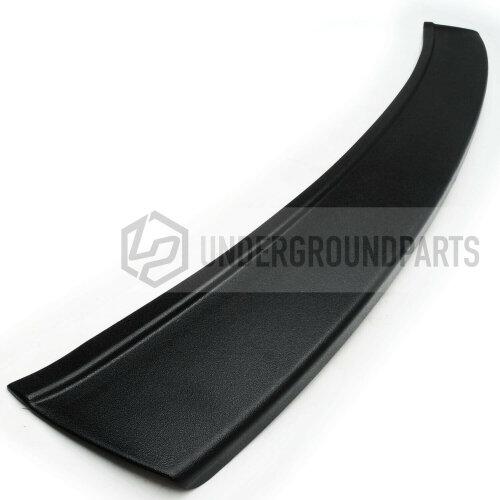Black ABS Rear Bumper Trim Cover Protector Guard Plastic for Skoda Octavia  Mk3 Estate